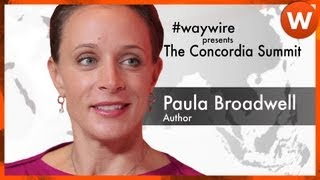 Paula Broadwell on Women in Afghanistan #waywire