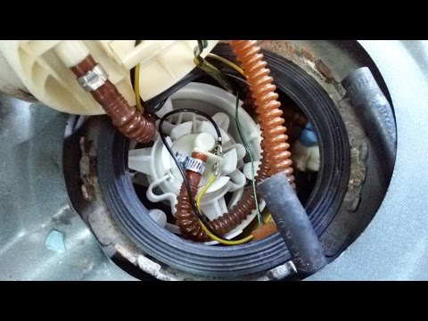 Audi C5 A6/Allroad Fuel Pump Removal