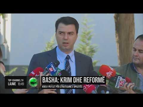 Edicioni Informativ, 09 Tetor Ora 19:30 - Top Channel Albania - News - Lajme