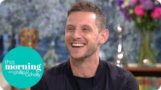 Jamie Bell Discusses the New Elton John Movie Rocketman | This Morning