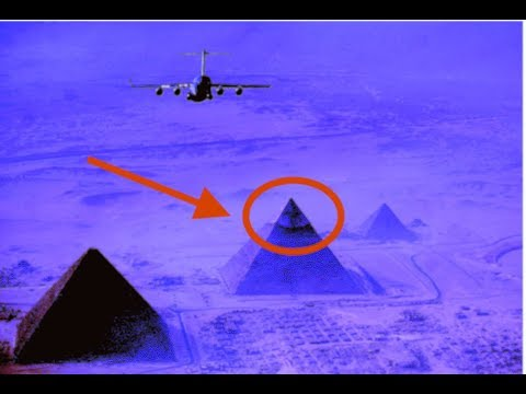 clif high, Massive Pyramids Built by Giants in Antarctica & Is Planet 9 Ripping the Earth Apart?