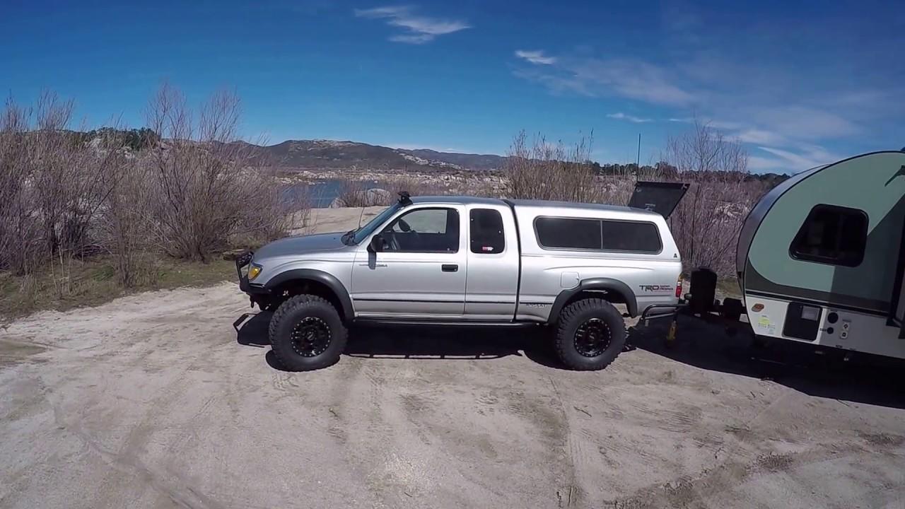 R Pod 180 And 2003 4wd Toyota Tacoma Shakedown Trip Youtube