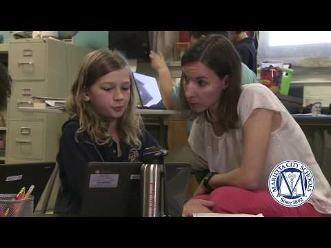 Marietta Center for Advanced Academics 2019 Teacher of the Year, Jenny Williams