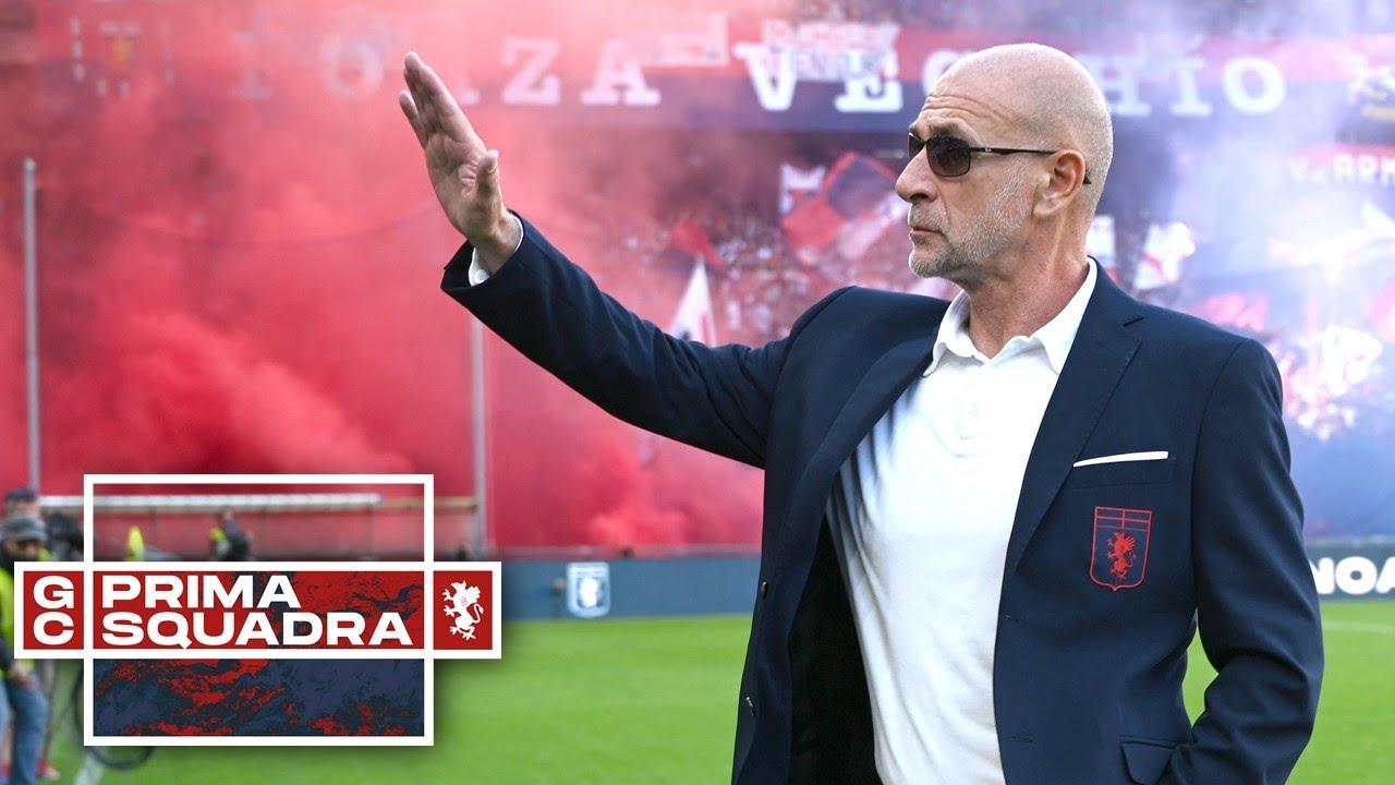 Genoa-Sassuolo | La video intervista pre match