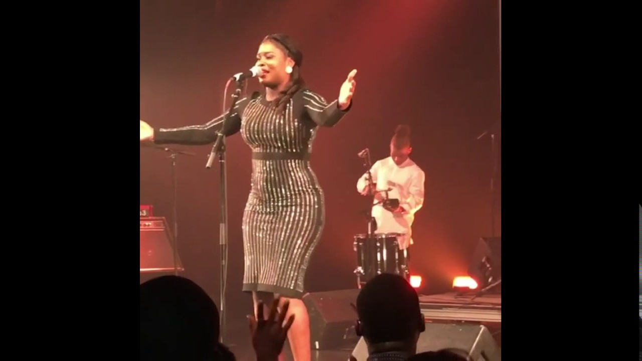 Rutshelle Guillaume live montreal canada video 2017