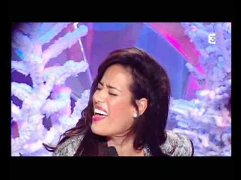 Amel Bent  - Alleluia   - In Live  -.avi