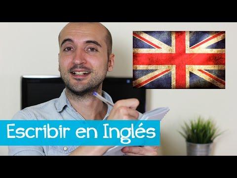 O que significa em inglês writer