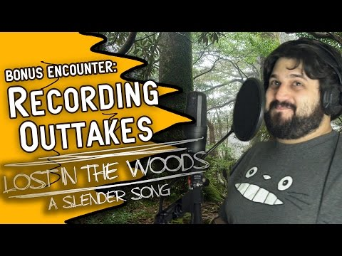SLENDER: Recording Outtakes