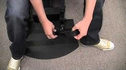 Bowflex Home Gym 5-Way Hand-Grip/Ankle Cuff -- Ankle Cuff Mode