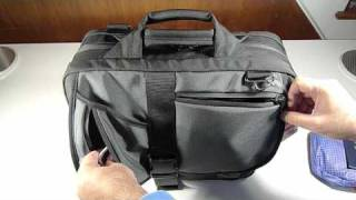 The Empire Builder Briefcase from Tom Bihn