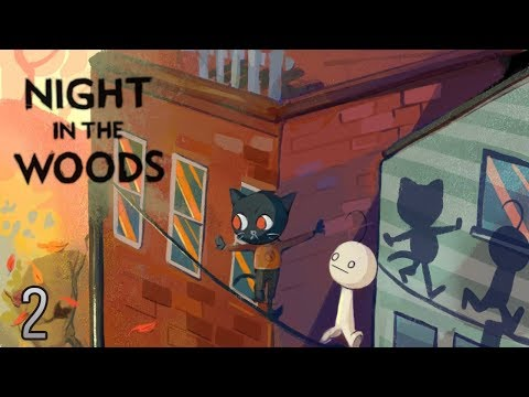 Cry Plays: Night in the Woods [P2]