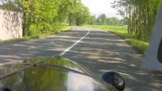 DKW F8 front luxus cabriolet - ride
