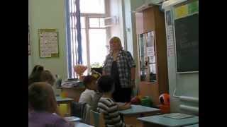 Часть 1 Ксения Классный час 2 класс 26/05/2012