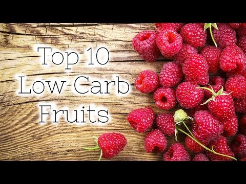 top-10-keto/low-carb-fruits!