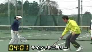 【非常識なテニス上達動画】リズム感の重要性~スイング技術よりも大事なこと~