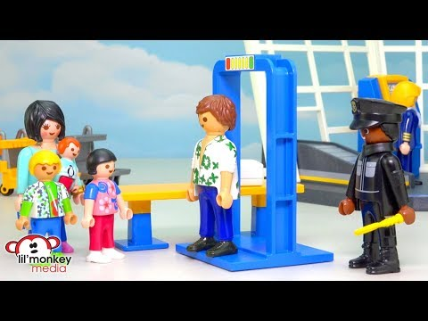 Ricardo Family at the Airport Ep. 133