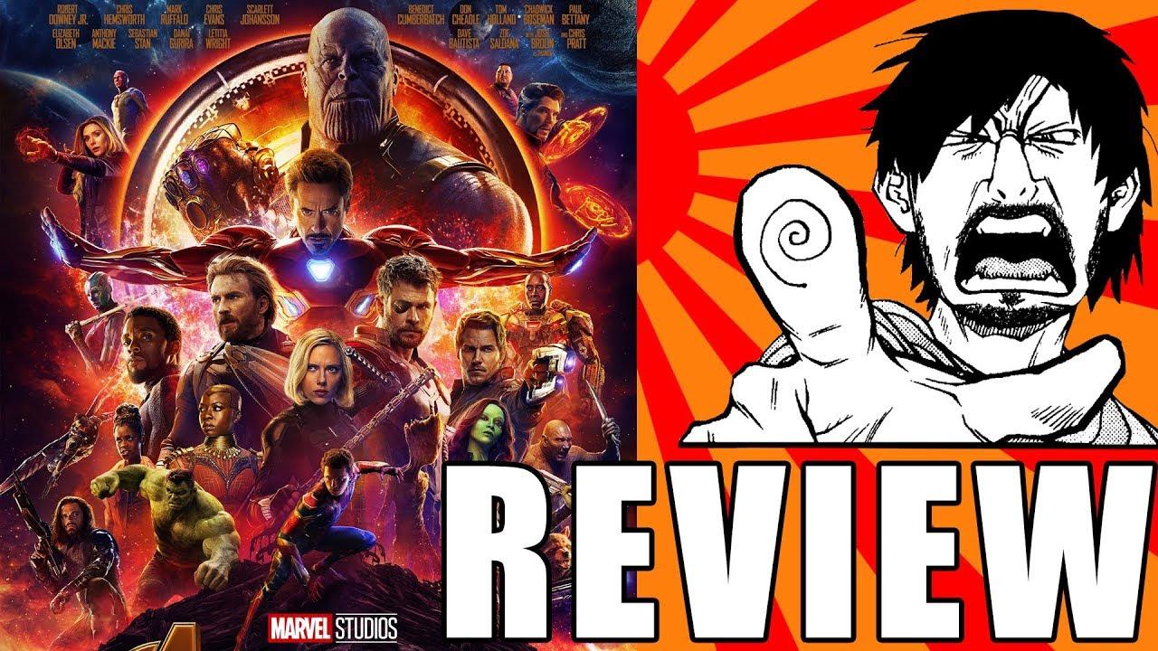 Infinity War Kritik