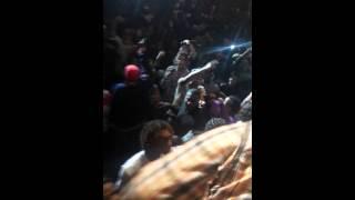 Migos Bobby Shmurda crowd fight n Springfield,MA