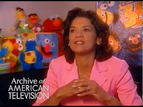 Sonia Manzano discusses Sesame Streets creator Joan Ganz Cooney- EMMYTVLEGENDS.ORG