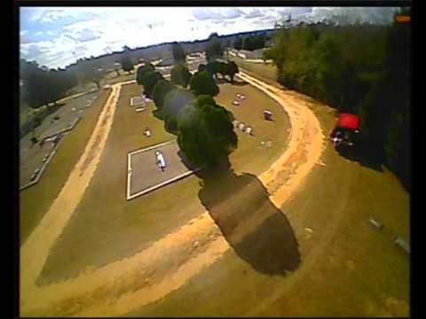 Q100 Quad Graveyard flight