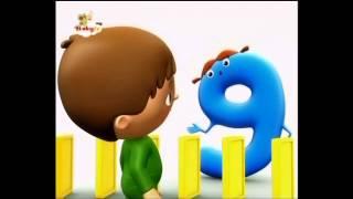 Charlie en de Getallen - 9 domino