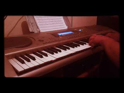 Руки вверх - Лишь о тебе мечтая ( piano )