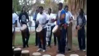 Drums of Peace with Lewis Ndlovu