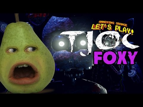Pear Plays - The Joy of Creation: Reborn - FOXY LEVEL