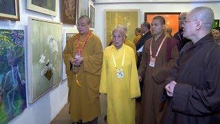 Tin Tức 24h Mới Nhất  :  Triển lãm mỹ thuật Phật giáo đương đại