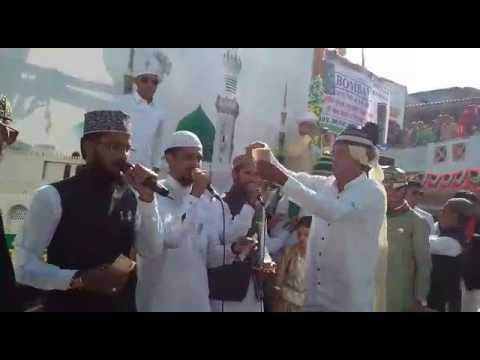 Naat sharif  withM. Sharif  raza pali and firoz bhai M firoz raza Hashmati pali Rajasthan india