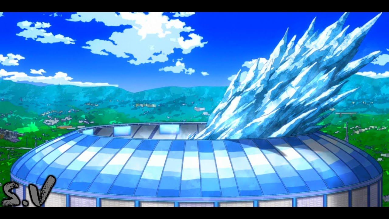 Zuko (Avatar the Last Airbender) vs  Shouto Todoroki (My Hero