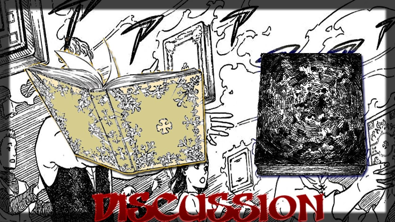 Most mages receive grimoires that have three leaves which represent faith hope and love. Black Clover Discussion-The Grimoires(Tomes) - YouTube