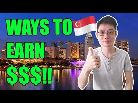 Top 10 Ways To Earn Money In Singapore
