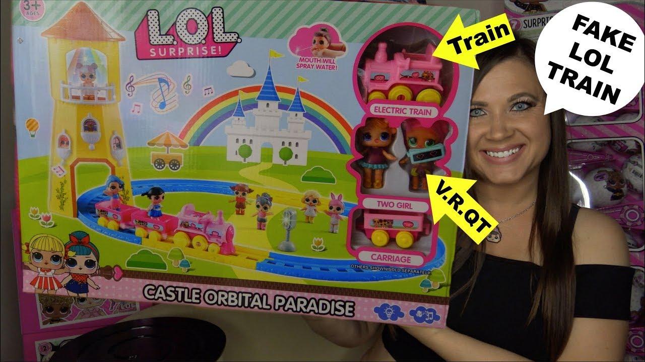 Fake Lol Surprise Doll House Lol Surprise Series 4 Under Wraps