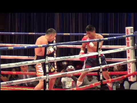 Sanjar Rakhmanov vs. Jonathan Dinong full fight
