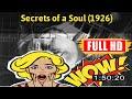 [ [m0v13-] ] Geheimnisse einer Seele (1926) #The1568aelaq