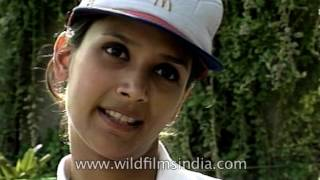 Mehr Jesia in 90's | Former Miss India and model | Archival footage