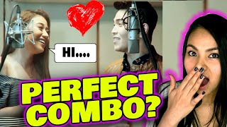 REACTION Daryl Ong & Morissette Amon - You Are The Reason Cover - Calum Scott