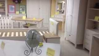 видео Письменные столы из массива белорусского производства