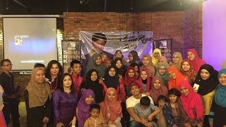 KHANTASTIC Raya 2016 with SRK Universe Malaysia and SR Tigers