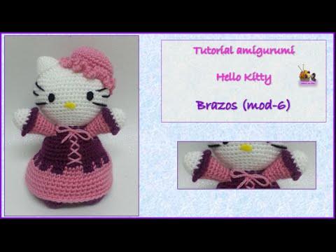 Kitty Bruja | Patrones amigurumi, Muñeca amigurumi, Amigurumi patrones  gratis | 360x480