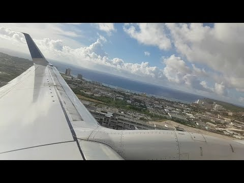 Guam To Saipan | B737-700 | Full Flight