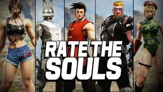 The Game Has Changed - RATE THE SOULS: Soul Calibur VI