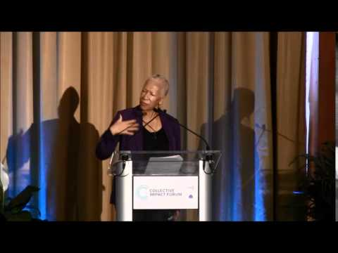 Equity Matters in Collective Impact pt. 1: Keynote Address by Angela Glover Blackwell