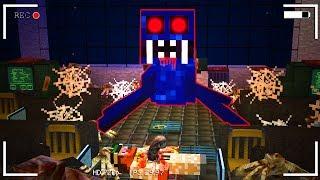 FIGHTING THE SCARIEST MINECRAFT MOBS EVER | Minecraft Mods (Nightmare Minecraft Beasts)
