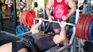 260 кг  Ден Цыпленков