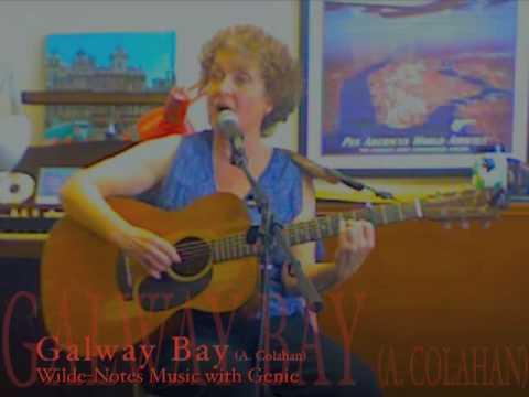 Galway Bay (A. Colahan) - lyrics - sing-along w Genie at Aegis of Lynnwood