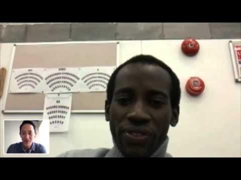 CEIBS MBA -  Samwel '17 (Kenya)