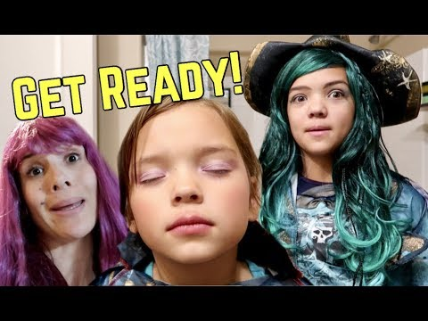 GET READY WITH ME HALLOWEEN 2017   too old to trick-or-treat?