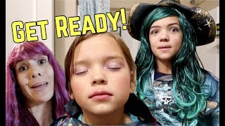 GET READY WITH ME HALLOWEEN 2017 | too old to trick-or-treat?
